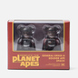 Игрушка Medicom Toy Bearbrick Ursus & Soldier Ape 2-Pack 100% фото - 3