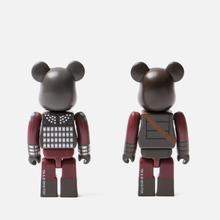 Игрушка Medicom Toy Bearbrick General Ursus & Soldier Ape 2-Pack 100% фото- 2