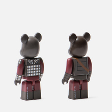 Игрушка Medicom Toy Bearbrick General Ursus & Soldier Ape 2-Pack 100% фото- 1