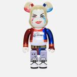Игрушка Medicom Toy Bearbrick Harley Quinn 1000% фото- 0