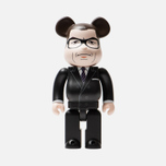 Игрушка Medicom Toy Bearbrick Harry Galahad Hart 400% фото- 0