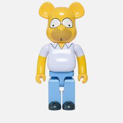 Игрушка Medicom Toy Bearbrick Homer Simpson 1000%