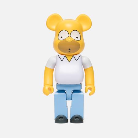 Игрушка Medicom Toy Bearbrick Homer Simpson 400%
