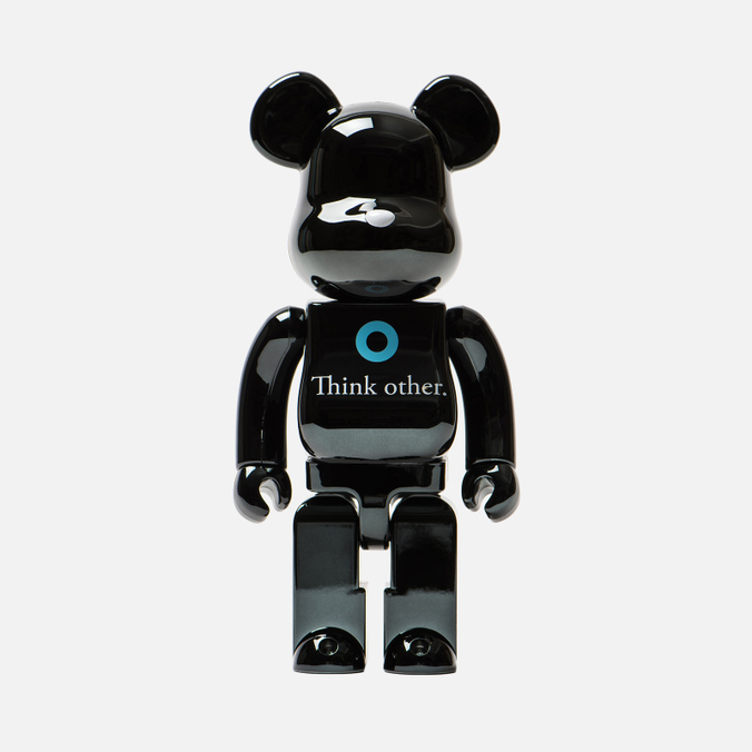 Игрушка Medicom Toy Bearbrick I Am Other Black 400%