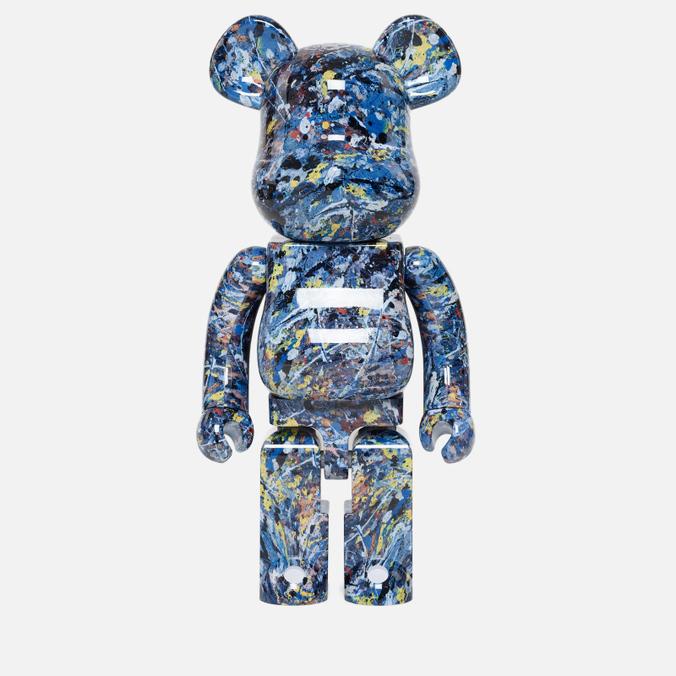 Игрушка Medicom Toy Bearbrick Jackson Pollock Studio 1000%
