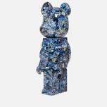 Игрушка Medicom Toy Bearbrick Jackson Pollock Studio 1000% фото- 1