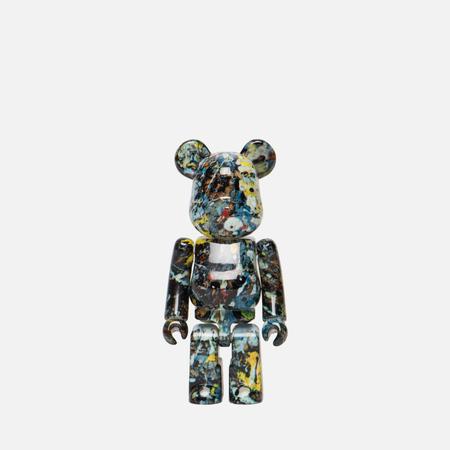 Игрушка Medicom Toy Bearbrick Jackson Pollock Studio Version 100%