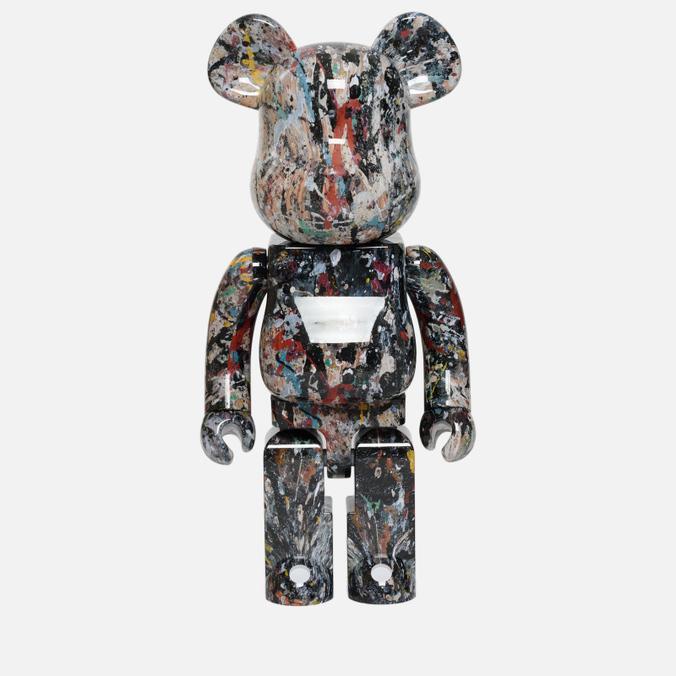 Игрушка Medicom Toy Bearbrick Jackson Pollock Ver. 2.0 1000%