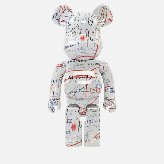 Игрушка Medicom Toy Bearbrick Jean-Michel Basquiat Ver. 2 1000%