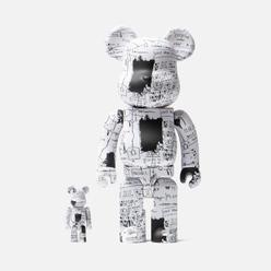 Игрушка Medicom Toy Jean-Michel Basquiat Ver. 3 100% & 400%