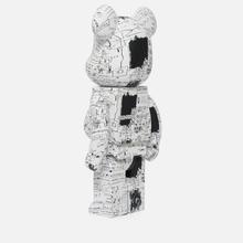 Игрушка Medicom Toy Bearbrick Jean-Michel Basquiat Ver. 3 1000% фото- 1