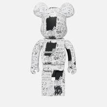 Игрушка Medicom Toy Bearbrick Jean-Michel Basquiat Ver. 3 1000% фото- 2