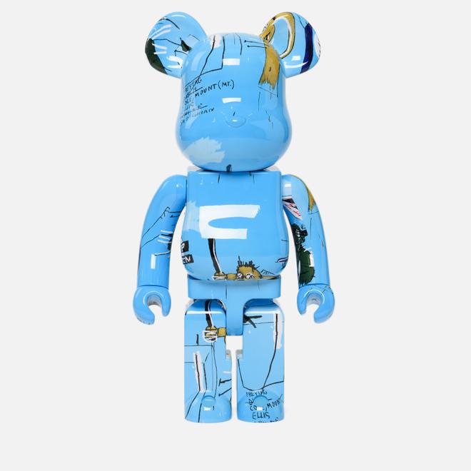 Игрушка Medicom Toy Bearbrick Jean-Michel Basquiat Ver. 4 1000%