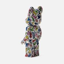 Игрушка Medicom Toy Bearbrick Super Alloyed Keith Haring 200% фото- 2