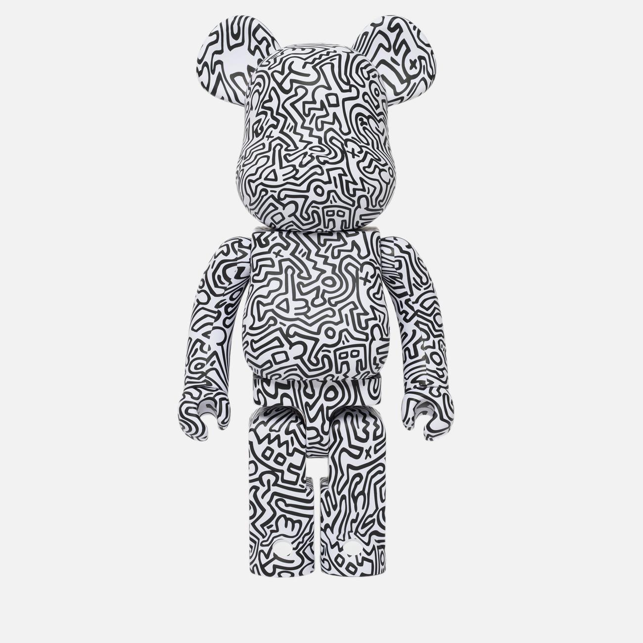 Игрушка Medicom Toy Bearbrick Keith Haring Ver. 4 1000%