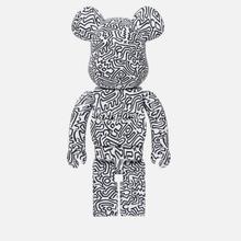 Игрушка Medicom Toy Bearbrick Keith Haring Ver. 4 1000% фото- 2