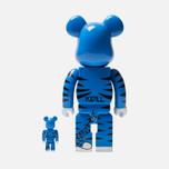 Игрушка Medicom Toy Bearbrick Kidill Bear 100% & 400% фото- 2