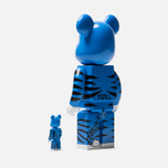 Игрушка Medicom Toy Bearbrick Kidill Bear 100% & 400% фото- 1