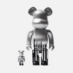 Игрушка Medicom Toy Bearbrick Krink Set 100% & 400%