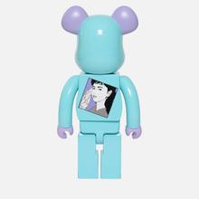 Игрушка Medicom Toy Bearbrick Kyne 1000% фото- 2