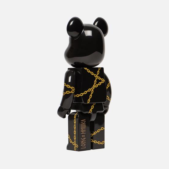 Игрушка Medicom Toy Bearbrick Long x Mishka 400%