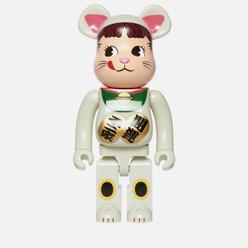 Игрушка Medicom Toy Bearbrick Lucky Cat Pekochan 1000%