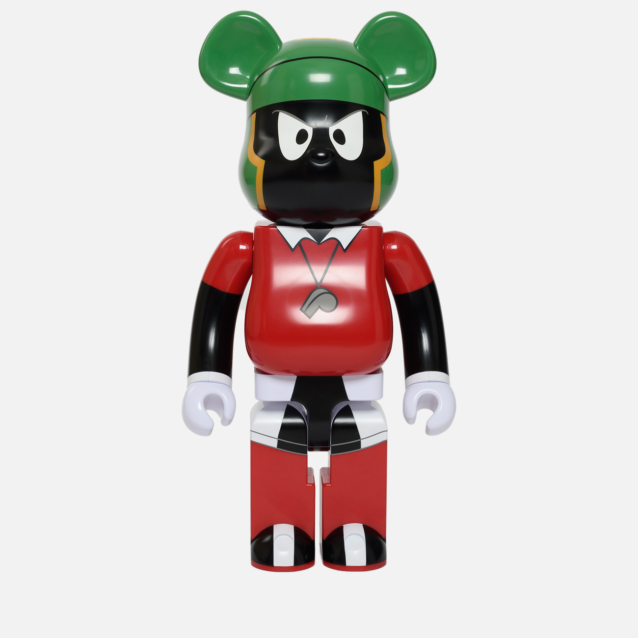 Игрушка Medicom Toy Bearbrick Marvin The Martian 1000%