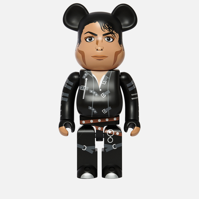 Игрушка Medicom Toy Bearbrick Michael Jackson Bad 1000%