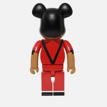 Игрушка Medicom Toy Bearbrick Michael Jackson Red Jacket 1000% фото- 2