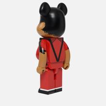 Игрушка Medicom Toy Bearbrick Michael Jackson Red Jacket 1000% фото- 1