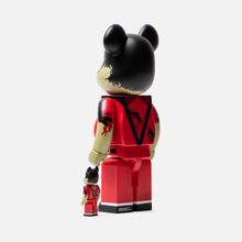 Игрушка Medicom Toy Bearbrick Michael Jackson Zombie 100% & 400% фото- 1