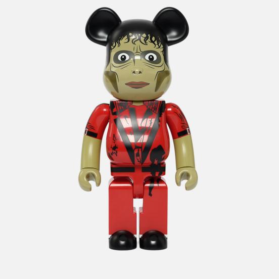 Игрушка Medicom Toy Bearbrick Michael Jackson Zombie 1000%