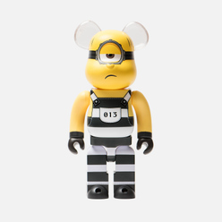 Игрушка Medicom Toy Bearbrick Minion Mel 400%