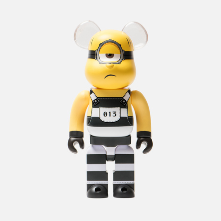 Игрушка Medicom Toy Bearbrick Minion Mel 400%