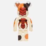 Игрушка Medicom Toy Bearbrick Negora 1000% фото- 2
