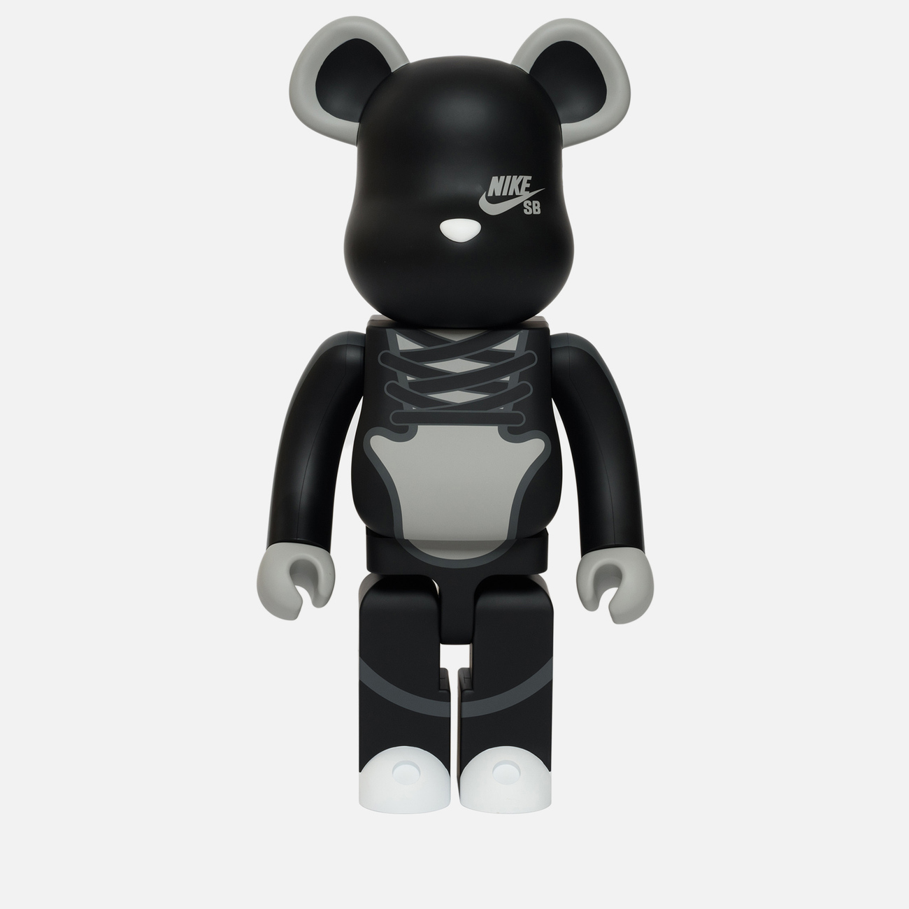 Игрушка Medicom Toy Bearbrick Nike SB Black 1000%
