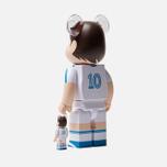 Игрушка Medicom Toy Bearbrick Ohzora Tsubasa 100% & 400% фото- 1