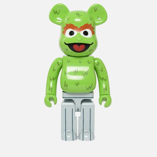 Игрушка Medicom Toy Bearbrick Oscar The Grouch 1000%