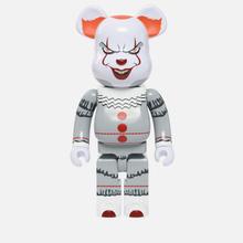 Игрушка Medicom Toy Bearbrick Pennywise 1000% фото- 0