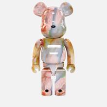Игрушка Medicom Toy Bearbrick Pushead 1000% фото- 0