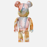 Игрушка Medicom Toy Bearbrick Pushead 1000% фото- 2