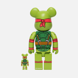 Игрушка Medicom Toy Bearbrick Raphael Set 100% & 400% фото- 1