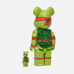 Игрушка Medicom Toy Bearbrick Raphael Set 100% & 400% фото- 2