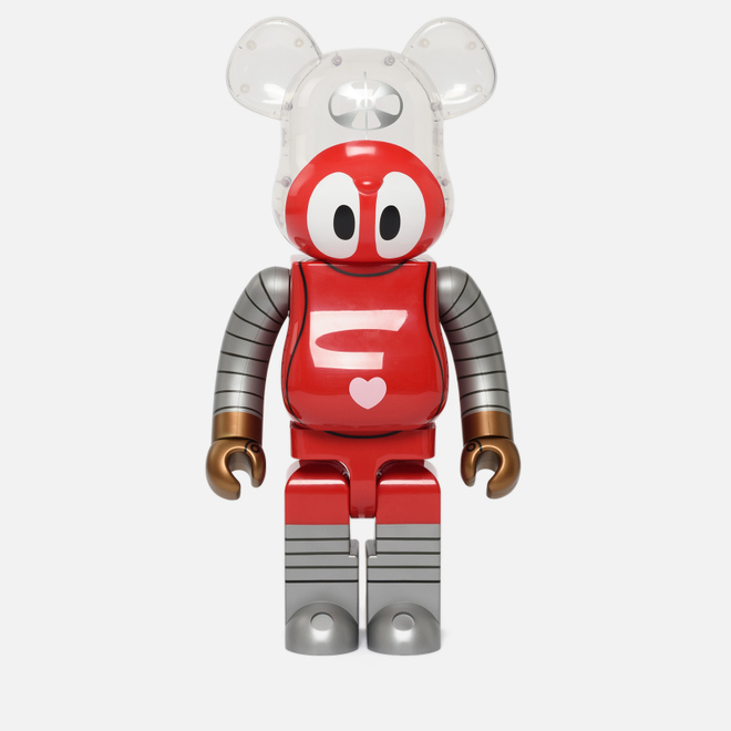 Игрушка Medicom Toy Bearbrick Robocon 1000%