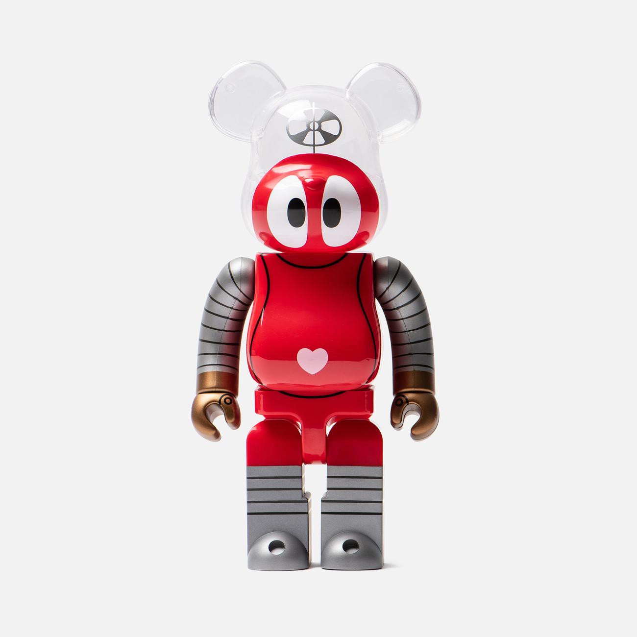 Игрушка Medicom Toy Bearbrick Robocon 400%