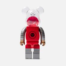Игрушка Medicom Toy Bearbrick Robocon 400% фото- 2