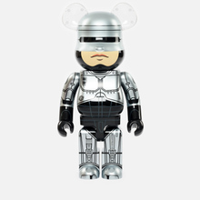 Игрушка Medicom Toy Bearbrick Robocop 1000% фото- 0