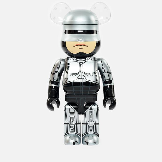 Игрушка Medicom Toy Bearbrick Robocop 1000%