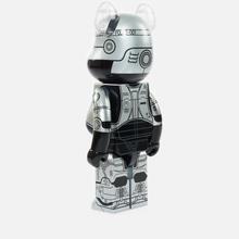 Игрушка Medicom Toy Bearbrick Robocop 1000% фото- 1