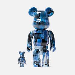 Игрушка Medicom Toy Bearbrick Rostarr 100% & 400%